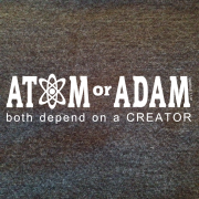 Atom or Adam – Charcoal Heather