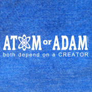 Atom or Adam – Royal Blue Heather