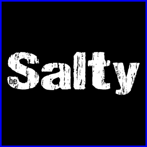 Be Salty Icon-Blue