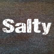 Be Salty – Charcoal Heather
