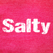 Be Salty – Red Heather
