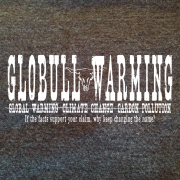 Globull Warming-Charcoal Heather