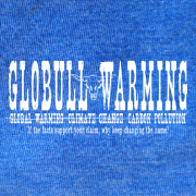 Globull Warming-Royal Blue Heather