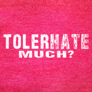 Tolerhate Much-Red Heather