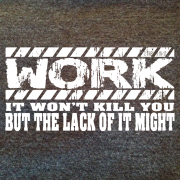 Work-Charcoal Heather